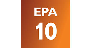 Filtrační systém HEPA10 stěsněním AirSeal pro zdravý vzduch