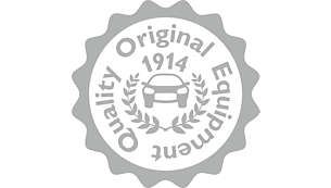 Philips es la elección de los principales fabricantes de vehículos.