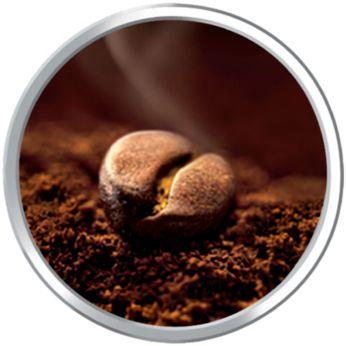Кофе высочайшего качества благодаря знаниям и опыту специалистов Tchibo Cafissimo