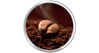 Kiváló minőségű kávé a Tchibo Cafissimo szakértelmének köszönhetően