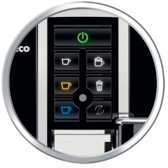 Интуитивное управление благодаря цветовому пользовательскому интерфейсу