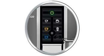 Intuitívna obsluha vďaka farebnému používateľskému rozhraniu