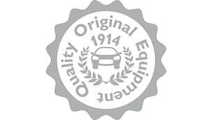 飛利浦是各大車廠的愛用品牌