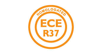 Adhering to high quality standards of the ECE homologation
