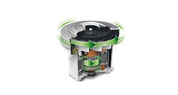 Energieeffizienter Motor für leistungsstarke Ergebnisse