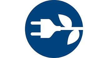 Energieffektiv motor for høyeffektsresultater