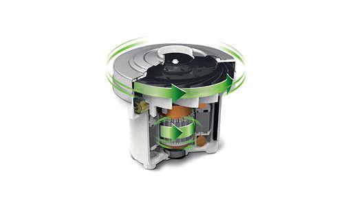 Energibesparende motor for effektive resultater