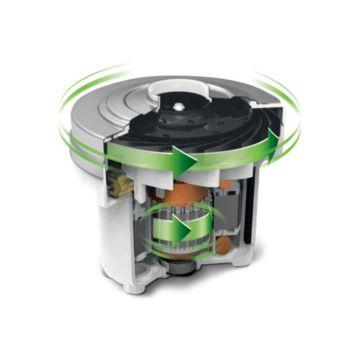Energoefektīvs motors jaudīgiem rezultātiem