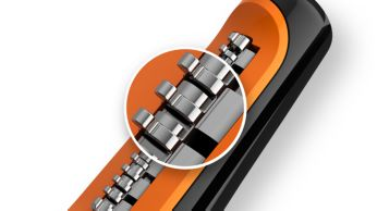 Ultra precise & sharp cutting slots
