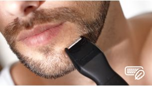 Detail shaver for perfect lines and contours