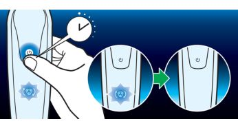 Сбросьте настройки бритвы после замены бритвенных головок