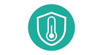ThermoShield ให้อุณหภูมิการปกป้องแบบแอคทีฟ