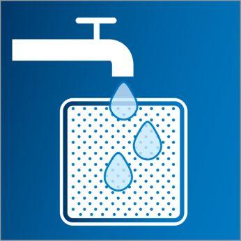 Uzun ömürlü yıkanabilir filtre