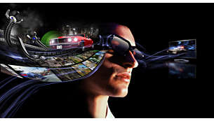 NVIDIA 3D Vision-Ready for immersive gaming