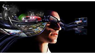 NVIDIA 3D Vision で臨場感あふれるゲーム体験を実現