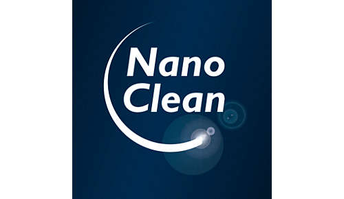NanoClean Technology for mess free dust disposal