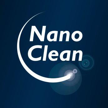 Tehnologie NanoClean pentru eliminarea prafului fără dezordine