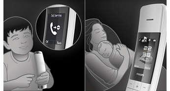 Privatsphäreneinstellungen: Anrufsperre, Ruhemodus mit Filter