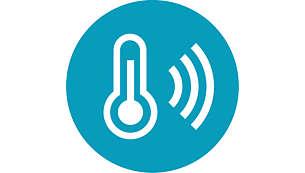 インテリジェント温度検出コントローラー