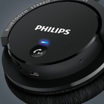 Tecnología Bluetooth para una total libertad de movimiento