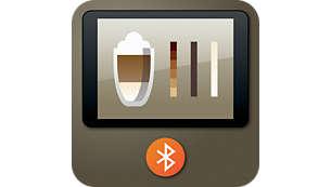 Bereiten Sie Ihren bevorzugten Kaffee über Ihr Tablet zu