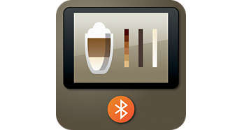 Créez et préparez votre café préféré grâce à votre tablette