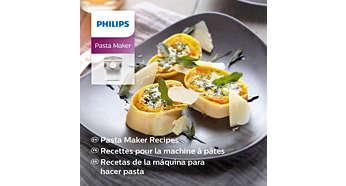 Libro de recetas gratis con más de 20 platos diferentes de pasta