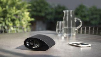 Bağımsız taşınabilir Bluetooth hoparlörler