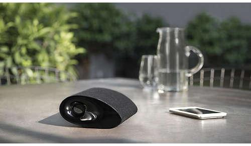 Draagbare onafhankelijke Bluetooth-luidsprekers