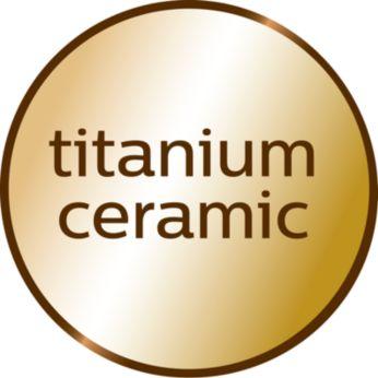 Keramine titano danga dengtas vamzdelis