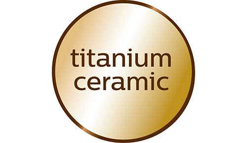 Titanium ceramic barrel