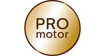 Motor profesional fără perie