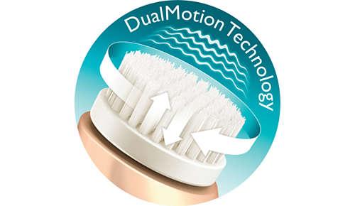 Einzigartige Kombination aus Vibration und Rotation