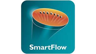 SmartFlow 蒸氣底板,效果更佳