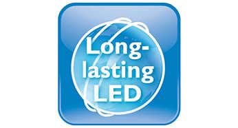 LED med lang levetid