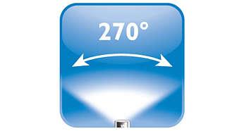 270-graders lysspredning