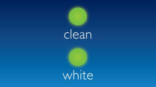 Režim Clean and White: ověřeno pro odstranění pigmentací