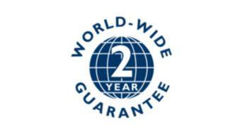 Международная гарантия на 2года