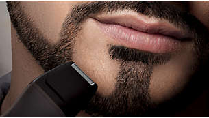 Detail shaver for perfect lines, edges & contours