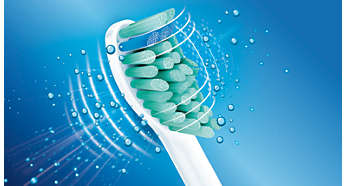 Optimale Philips Sonicare-prestaties