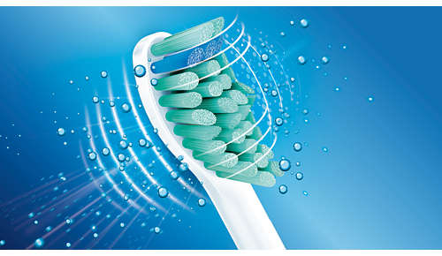 Optimeret Philips Sonicare-ydeevne