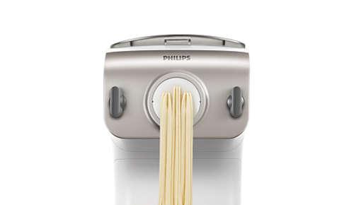 Tilbereder et pund pasta eller nudler på blot 15 minutter