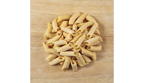 Einzigartige Formaufsätze für verschiedene Arten von Nudeln