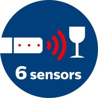Инфрачервени сензори за откриване и избягване на препятствия