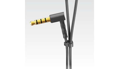 De speciale schuif houdt uw kabels netjes bij elkaar