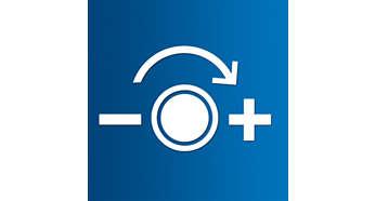 Funciones de control de alimentación y encendido/apagado integradas en 1 botón