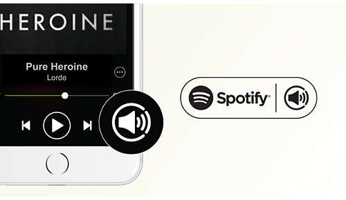 Spotify Connect-app voor moeiteloos muziek afspelen