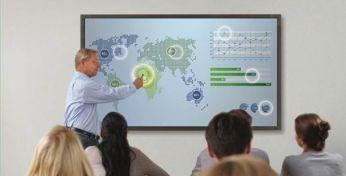 Découvrez une interactivité incroyable avec la technologie tactile multipoint