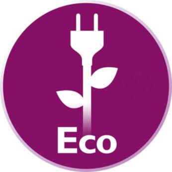 Risparmio energetico con la modalità ECO