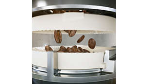 20000tasses d'excellent café avec le broyeur en céramique résistante